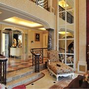 时尚大户型客厅设计