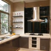 高档厨房橱柜装修设计