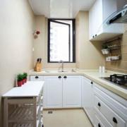 大气厨房整体橱柜设计