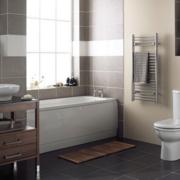 精致小户型卫生间瓷砖设计