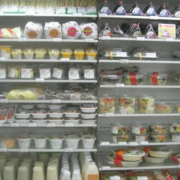 大气小户型超市货架设计