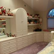 经典儿童卧室装修设计