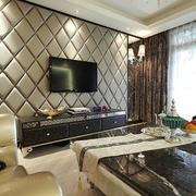 精装三室两厅客厅设计
