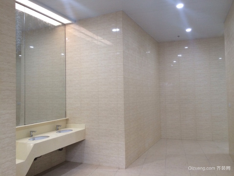 火车站厕所装修效果图