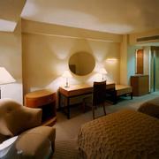 清新小洋楼卧室图片