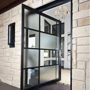 气质隐形门设计