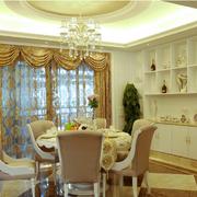 经典欧式别墅酒柜设计