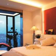 华美复式楼卧室设计