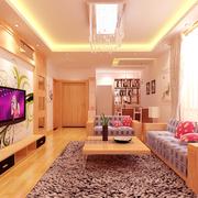 精美现代风格客厅设计