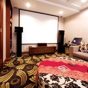 唯美中式客厅装修设计
