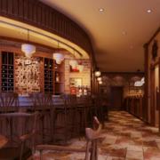 古典咖啡厅桌椅设计