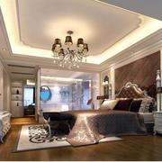 清新二居卧室飘窗设计