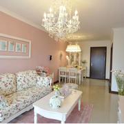 温馨美式单身公寓装修设计