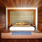 精美小户型卧室榻榻米装修