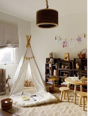 别致小户型儿童房装修设计