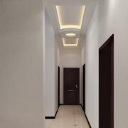 都市客厅走廊吊顶设计