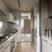 简约厨房整体橱柜设计