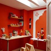 自然儿童房设计