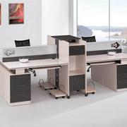 都市电脑办公桌装修设计