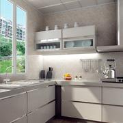 精装厨房橱柜装修设计
