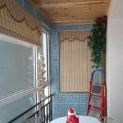 宜家地中海风格阳台装修