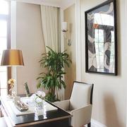简约美式别墅飘窗装修设计