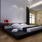 时尚卧室榻榻米装修设计