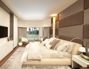 2015新时代卧室榻榻米装修效果图