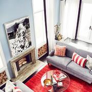 温馨洋房客厅装修设计