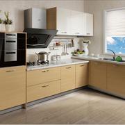 大气欧式厨房欧派橱柜设计