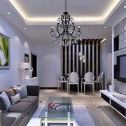 经典小户型客厅装修设计