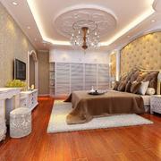 大气小洋楼卧室图片
