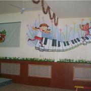精装幼儿园壁画设计