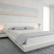 纯净卧室榻榻米装修设计