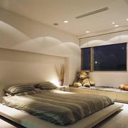 精致日式榻榻米床装修设计