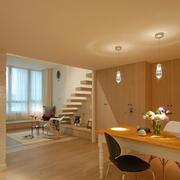 大气小户型客厅装修设计