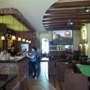 大气咖啡厅桌椅设计
