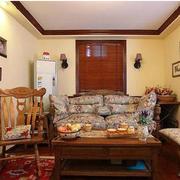 经典美式单身公寓装修设计