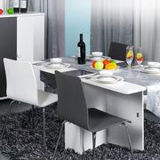 精装简约餐桌设计