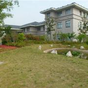自然中式乡村洋楼装修设计