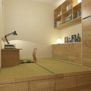 精装卧室榻榻米设计