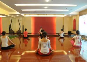 精致小户型瑜伽房装修设计