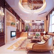 大气大户型客厅设计