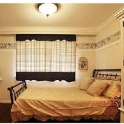 精美卧室欧式单身公寓装修