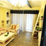 靓丽欧式单身公寓装修