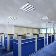 都市办公室走廊吊顶设计