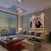 精致小户型客厅装修设计