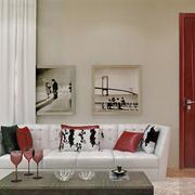都市客厅tata木门装修设计