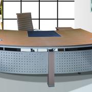 精装现代电脑办公桌装修