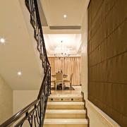 经典简欧旋转楼梯设计